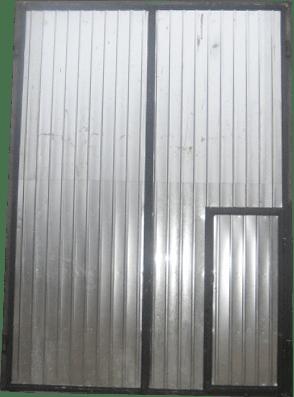 ДВ-71 Ворота в цеха и ремонтные боксы