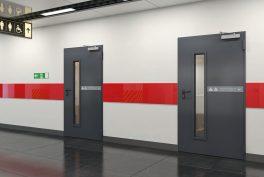 Техническая дверь по цене от 8200